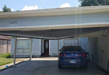 Panel Replacement Project | Garage Door Repair Canyon Lake, TX