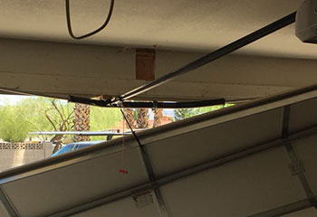 Spring Replacement Project | Garage Door Repair Canyon Lake, TX